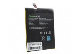 Green Cell ® Akku L12D1P31 L12T1P33 für Lenovo IdeaTab A1000 A3000