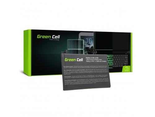 Green Cell ® Akku A1512 für Apple iPad Mini 2 A1489 A1490 A1491