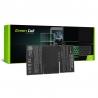 Akku Green Cell A1376 für Apple iPad 2 A1395 A1396 A1397 2 Generation