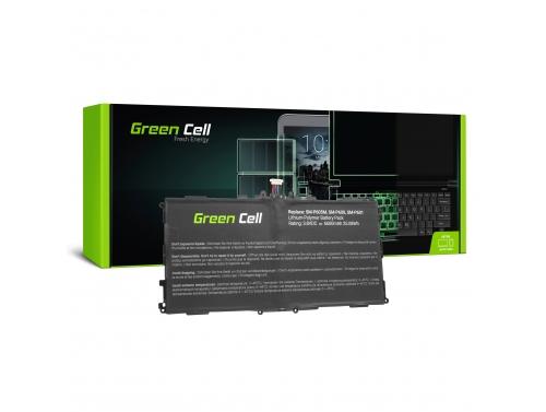 Akku Green Cell T8220E T8220K für Samsung Galaxy Note 10.1 SM-P600 SM-P605 SM-P601 Tab PRO 10.1