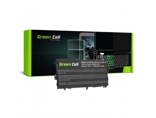 Akku Green Cell SP3770E1H für Samsung Galaxy Note 8.0 N5100 N5110 GT-N5100 GT-N5110