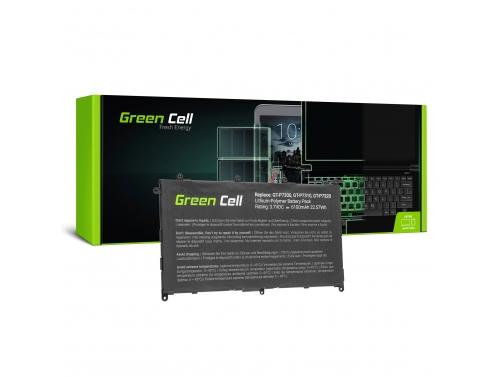 Akku Green Cell SP368487A für Samsung Galaxy Tab 8.9 P7300 P7320 GT-P7300 GT-P7320