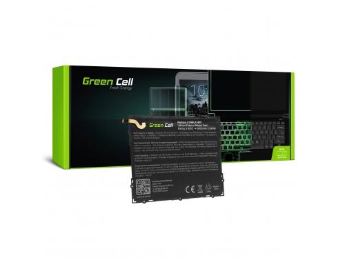 Green Cell ® Akku EB-BT585ABA für Samsung Galaxy Tab A 10.1 T580 T585