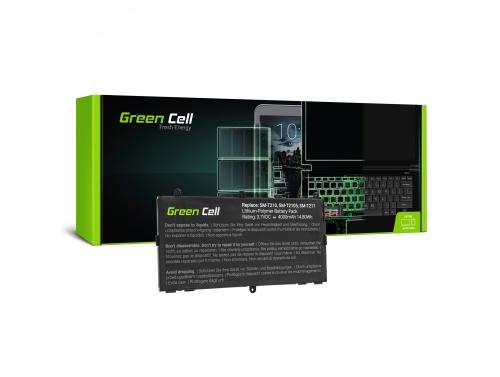 Akku Green Cell T4000E für Samsung Galaxy Tab 3 7.0 T210 T211 SM-T210 SM-T211