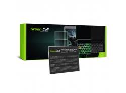 Green Cell ® Akku EB-BT561ABA EB-BT561ABE für Samsung Galaxy Tab E 9.6 T560 T561