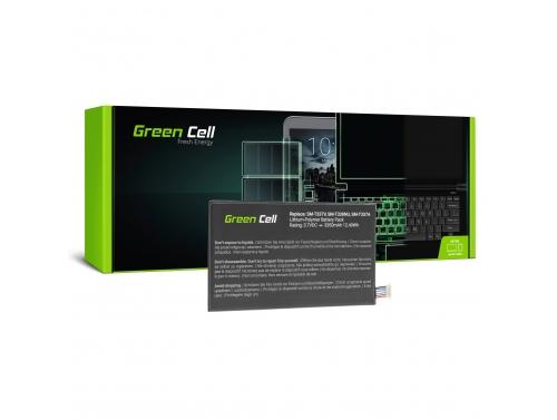 Green Cell ® Akku EB-BT330FBU für Samsung Galaxy Tab 4 8.0 T330 T331 T337