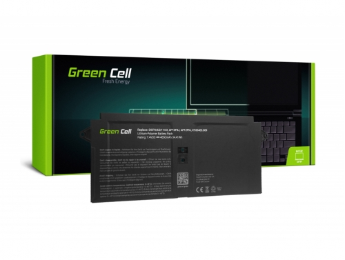 Green Cell Laptop Akku AP12F3J für Acer Aspire S7-391