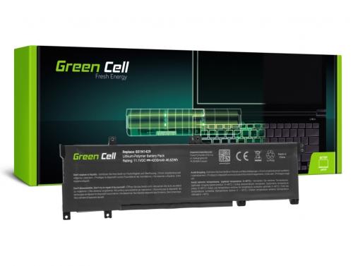 Green Cell ® Akku B31N1429 für Asus A501L A501LX K501L K501LB K501LX K501U K501UW K501UX