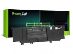 Green Cell Cell® Akku C21-X502 C31-X502 pro Asus F502C F502CA X502C X502CA VivoBook S500C S500CA ASUSPro Essential PU500C PU500C