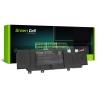 Green Cell ® Akku C21-X502 C31-X502 für Asus F502C F502CA X502C X502CA VivoBook S500C S500CA ASUSPro Essential PU500C PU500CA