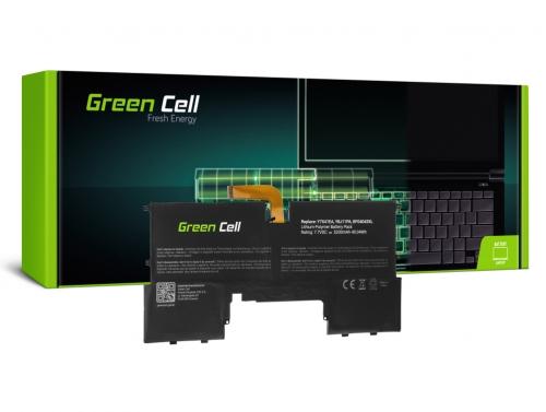 Green Cell ® Akku BF04XL HSTNN-LB8C für HP Spectre 13-AF 13-AF000NW 13-AF001NW 13-AF002NW