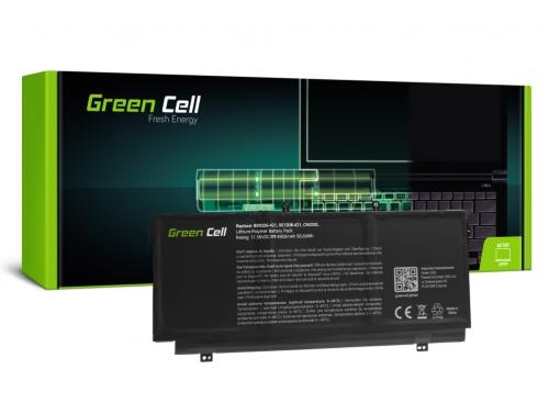 Green Cell ® Akku CN03XL HSTNN-LB7L für HP Envy 13-AB 13-AB000NW 13-AB003NW 13-AB005NW