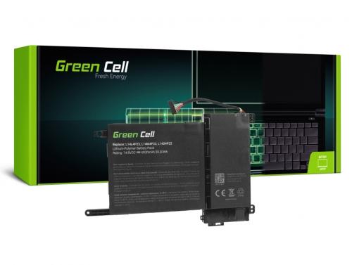Green Cell Laptop Akku L14L4P23 L14M4P23 L14S4P22 für Lenovo IdeaPad Y700-15ACZ Y700-15ISK Y700-17ISK