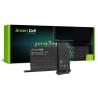 Green Cell ® Akku L14L4P23 L14M4P23 L14S4P22 für Lenovo IdeaPad Y700-15ACZ Y700-15ISK Y700-17ISK