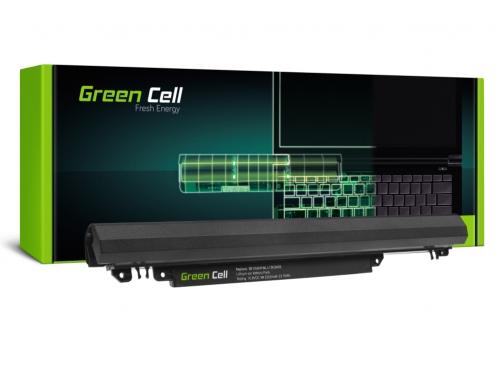 Green Cell ® Akku L15C3A03 L15L3A03 L15S3A02 für Lenovo IdeaPad 110-14IBR 110-15ACL 110-15AST 110-15IBR