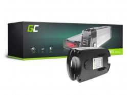 Akku Batterie Green Cell Frog 36V 11.6Ah 418Wh für Elektrofahrrad E-Bike Pedelec