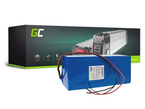Akku Batterie Green Cell Battery Pack 36V 14.5Ah 522Wh für Elektrofahrrad E-Bike Pedelec