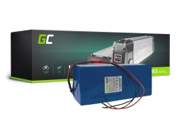 Green Cell® Baterie Pro Elektrokola 48V 17.4Ah Li-Ion Battery Pack