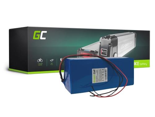 Akku Batterie Green Cell Battery Pack 48V 17.4Ah 835Wh für Elektrofahrrad E-Bike Pedelec