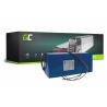 Green Cell® E-Bike Akku 48V 17.4Ah Li-Ion Battery Pack Elektrofahrrad Batterie