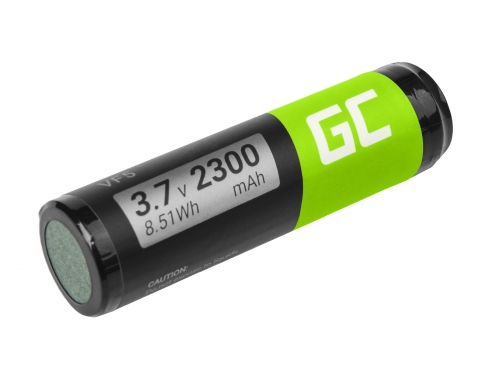 Akku Green Cell ® VF5 für GPS TomTom Go 300 400 4D00.001 500 510 510T 530 530T 700 700T 710 910, Li-Ion zellen 2300mAh 3.7V