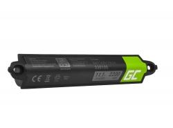 Green Cell ® Akku 330105 330105A 330107 330107A für Lautsprecher Bose SoundLink Bluetooth I II III SoundTouch 20, 11.1V 2200mAh