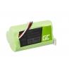 Green Cell ® Akku 180AAHC3TMX für Lautsprecher Logitech S315i S715i Z515 Z715 S-00078 S-00096 S-00100, NI-MH 3.6V 2000mAh