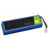 Green Cell ® Akku, Batterie AEC982999-2P AEC9829992P für Lautsprecher Bluetooth JBL Charge 1 Charge 2, Li-Polymer 3.7V 6000mAh