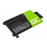 Green Cell ® Akku Batterie 58-000008 für Amazon Kindle Paperwhite I 1st 3G EY21 B024 B01B B01C B01D B01F B020, E-book 1600mAh