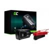 Intelligente Green Cell-Ladegerät, Gleichrichter für Auto Motorrad AGM-Batterien 6 / 12V (1A)