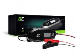 Green Cell Intelligente Batterieladegeräte tester für Auto Motorrad AGM 6/12V