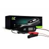 Automatická nabíječka Green Cell pro Auto, Motocykly 6 / 12V (4A) s inteligentní diagnostikou