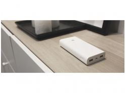 Original Xiaomi Powerbank 20000mAh 2C Quick Charge 3.0