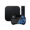 Xiaomi Mi Box S Smart TV EU Version + Green Cell drahtlose Tastatur