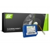 Green Cell® Batterie Akku (3.5Ah 7.2V) 945-0006 für Neato XV-11 XV-12 XV-21 XV-25