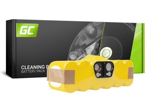 Baterie Green Cell ® 80501 pro iRobot Roomba 510 530 540 550 560 570 580 610 620 625 760 770 780