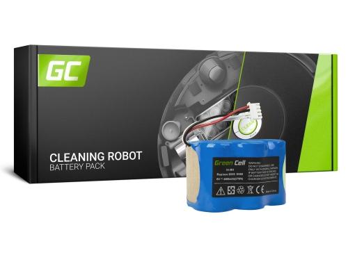 Green Cell® Batterie Akku (4.5Ah 6V) RB001 für Ecovacs D66 D68 D73 D76 D650 D660 D680 D710 D720 D730 D760