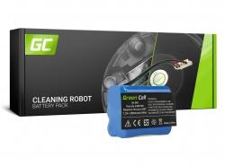 Baterie Green Cell ® pro iRobot Braava / Mint 380 380T 5200 5200B 5200C plus 7,2 V 2,5 Ah