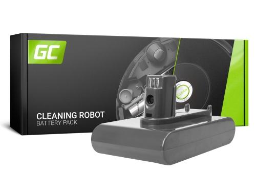 Green Cell® Batterie Akku (2Ah 22.2V) 917083-01 917083-04 917083-09 (Typ A) für Dyson DC31 DC34 DC35 DC44