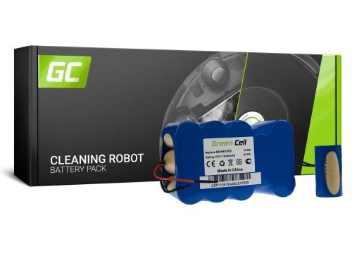 Green Cell ® Akku FD9403 für Bosch BBHMOVE4 BBHMOVE5 BBHMOVE6