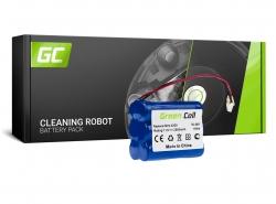 Green Cell® Batterie Akku (2.5Ah 7.2V) 4408927 für iRobot Braava / Mint 320 321 4200 4205