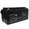Green Cell® Akku Batterie AGM VRLA 12V 65Ah Sealed Lead-Acid wartungsfrei