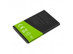 Akku BL-4C für Nokia 1661 X2 6230 6300