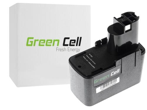 Green Cell ® Akkuwerkzeug für Bosch 3300K PSR 12VE-2 GSB 12 VSE-2