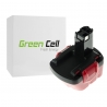 Green Cell ® Akkuwerkzeug BAT043 BAT120 für Bosch GSR PSR