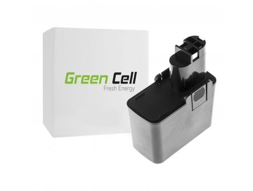 Green Cell ® Akkuwerkzeug für Bosch 26156801 BAT015 GSR GSB PSR Skil 3610K 3612 3615K 3650K 3650 3000mAh