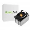 Green Cell ® Akkuwerkzeug für Makita BL1830 BL1860 BDF450SFE BTL061RF BTW450RFE 7500mAh