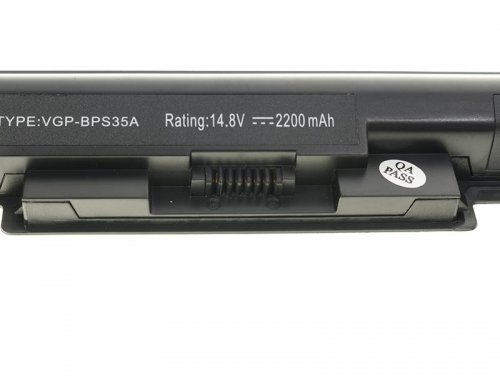 Green Cell ® Laptop Akku VGP-BPS35A für SONY VAIO Fit 15E Fit 14E