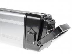 Akku Batterie Green Cell Silverfish 36V 14.5Ah 522Wh für Elektrofahrrad E-Bike Pedelec