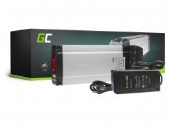 Green Cell ® Akku für Elektrofahrräder e-Bike 36V 11.6Ah 417.6Wh